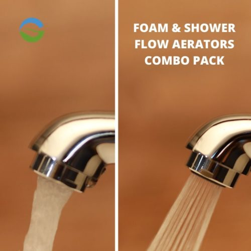 water saver filter combo pack