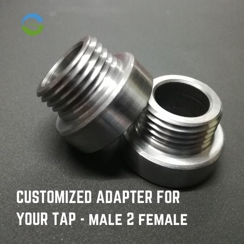 Tap Adapter M2F