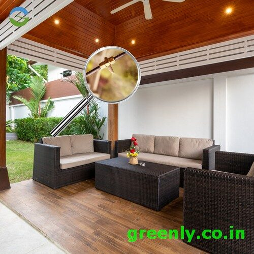resturant home mist cooling outdoor system india